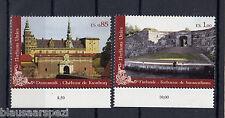 5064) UNO Genf  2011 **/MNH - UNESCO Weltkulturerbe Dänemark und Finnland