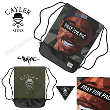 Sac à dos de gym CAYLER AND SONS PACASSO TUPAC