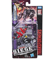 Transformers SIEGE War for Cybertron Laserbeak & Ravage Action Figure Toys MISB