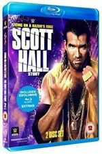 WWE Scott Hall - Living On A Razor s Edge Blu-ray