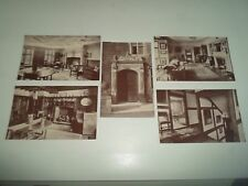 LYGON ARMS, Broadway, Worcester  5 x Vintage Postcards Unposted §A2369