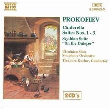 Prokofiev: Cinderella Suites Nos. 1-3; Scythian Suite; On the Dnieper, New Music