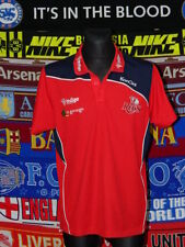 5/5 Queensland Reds adults XL polo rugby union shirt jerset trikot