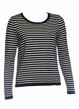 H&M Cotton Striped Jumpers & Cardigans for Women