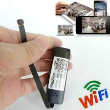 Wireless Spy Nanny Cam WIFI IP Pinhole Digital Video Camera Mini Micro DV Gift