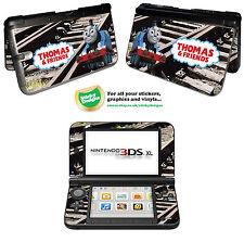 Thomas the Tank Engine Vinyl Skin Sticker for Nintendo 3DS XL