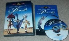 The Adventures of Priscilla, Queen of the Desert (DVD, 2000) RARE OOP HTF LOOK