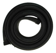 Fisual Zip Up Cable Tidy Wrap - Black - 1M