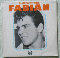 FABIAN - 16 Greatest Hits, Tiger, Turn me loose, & More, SEALED