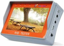 "Tester monitor 4.3"" 4-in-1 1080P / 5MP HD AHD CCTV + TVI + CVI + CVBS"