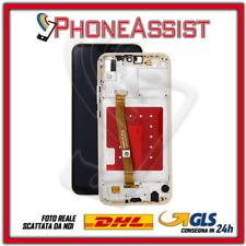 DISPLAY LCD VETRO TOUCH FRAME Per Huawei P20 Lite ANE-LX1 ANE-L21 SCHERMO Oro