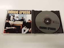 MONDO GROSSO INVISIBLE MAN CD 1995