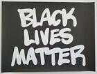 Buff Monster Black Lives Matter Print 18x24 Poster Graffiti Art Artist Charity