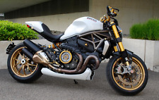 Ducati Monster 1200/1200S Accessory - Color-Matched Bellypan