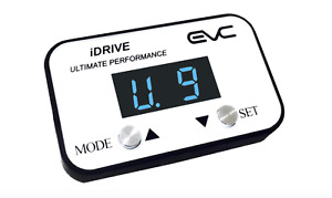 ULTIMATE 9 iDRIVE THROTTLE CONTROLLER - FORD RANGER/ BT-50 2011-ON