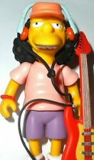 The SIMPSONS world of springfield OTTO BUS DRIVER complete 2001 playmates