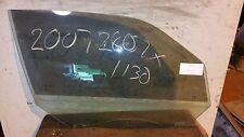 2008 CHRYSLER 300 FRONT RIGHT DOOR WINDOW GLASS