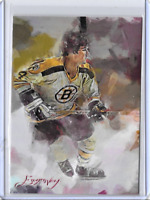 Bobby Orr 2019 Original Limited Edition Artist Signed Giclee Print Card 19 of 50