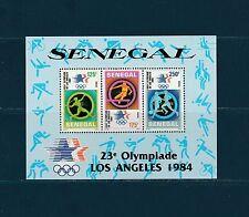 Sénégal   bloc  jeux olympiques de  Los Angeles   1984   num: 30 **