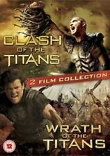 Clash Of The Titans/Wrath Of The Titans [Blu-ray] [Region Free], DVD | 505189215