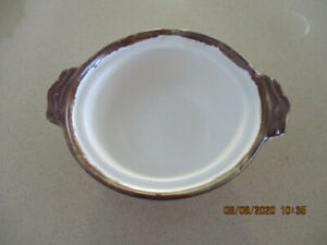 Vintage Japanese  Hand Made Signed Ceramic Pouring Bowl