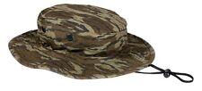 """Tru-Spec Boonie Hat - Original Bottomland Camo 2"""" Brim 100% Cotton One Size Fits"""