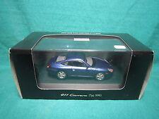 DV6334 SCHUCO PORSCHE 911 Carrera (Type 996) Ref 020 04997 1/43 Neuf Boite