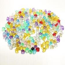 200 Pcs Colorful Irregular Crystal Stone Decoration Ornament Aquarium Fish Tank