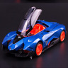 1:32 Lamborghini EgoistaSuper Car Toy Diecast metal Race Sport Pullback kids
