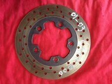 Used OEM Suzuki GSXR600 and other models rear brake rotor/disc 69211-33E10