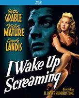 I Wake Up Screaming [New Blu-ray]