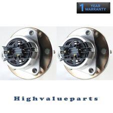 2pcs Front Wheel Hub & Bearing Left &Right for Cobalt Ion HHR Pursuit G5 513206