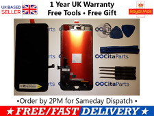 BLACK For iPhone 8 PLUS Assembly Genuine OEM LCD Digitizer Screen Replacement UK