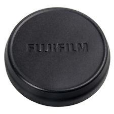 1x Metal Front Lens Cap Push Up 49mm For Fujifilm X100 X100S X100T X70 Cameras