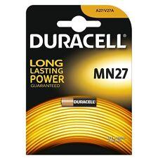 1x Pila Duracell 27A LR27A MN27 L828 V27A Bateria - 12V
