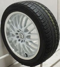 Aluminium 3 Series Winter Wheels with Tyres