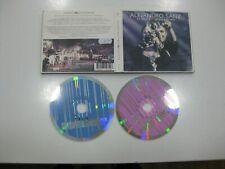 Alejandro Sanz CD+DVD Europa La Musica Se Toca IN Vivo 2013 Digipack