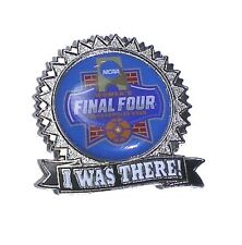 2016 Women's Basketball Lapel Pin I was There Final Four Design NCAA Licensed
