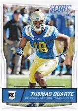Thomas Duarte, (Rookie) 2016 Panini Score Football Trading Card, #438
