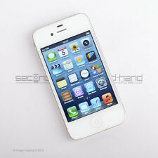 Apple iPhone 4 8GB - White - (Unlocked / SIM FREE) - 1 Year Warranty