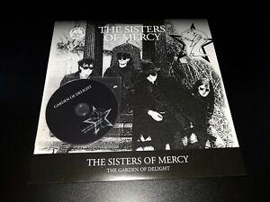 the Sisters Of Mercy - the garden og delight    - lp' + cd - white vinyl