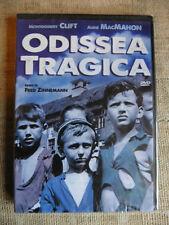 Odissea tragica - Montgomery Clift e Aline MacMahon - DVD