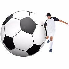 GoFloats Giant Inflatable Soccerball - 6 Feet Tall