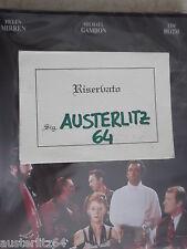 IL CUOCO, IL LADRO, SUA MOGLIE E L'AMANTE (1989) Peter Greenaway DVD SIGILLATO