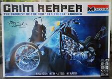 1974 Tom Daniels Grim Reaper V-Twin Chopper, 1:8, Revell 7541 wieder neu 2017