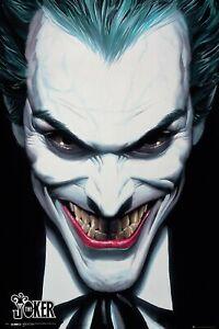 Poster The Joker by Alex Ross Batman DC Comics