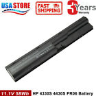 For HP ProBook 4530s 4535s 4540s 4436s 4430s 4330s 4435s 633805-001 Battery