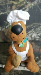 Applause Cheif Scooby-Doo Plush Stuffed Dog