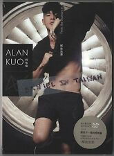 Alan Kuo 柯有倫: Free the romance (2014) CD & BOOKLET TAIWAN
