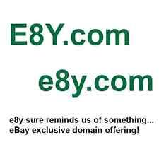 e8y.com ~ Aged Premium Brandable 3 Letter .com ~ three Character domain LNL.com
